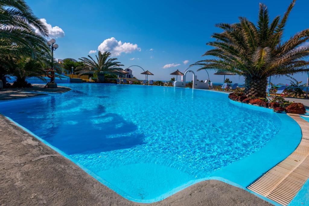 The swimming pool at or near Caldera View Resort
