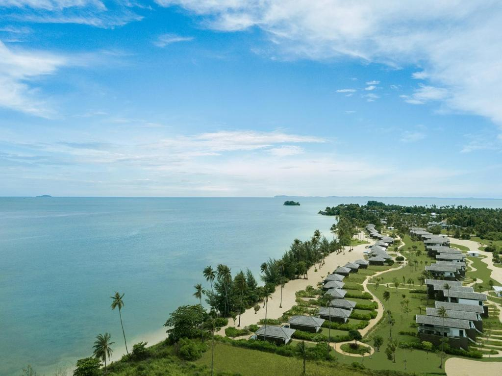A bird's-eye view of The Residence Bintan