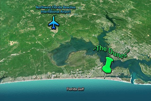 Dunes of Panama C607