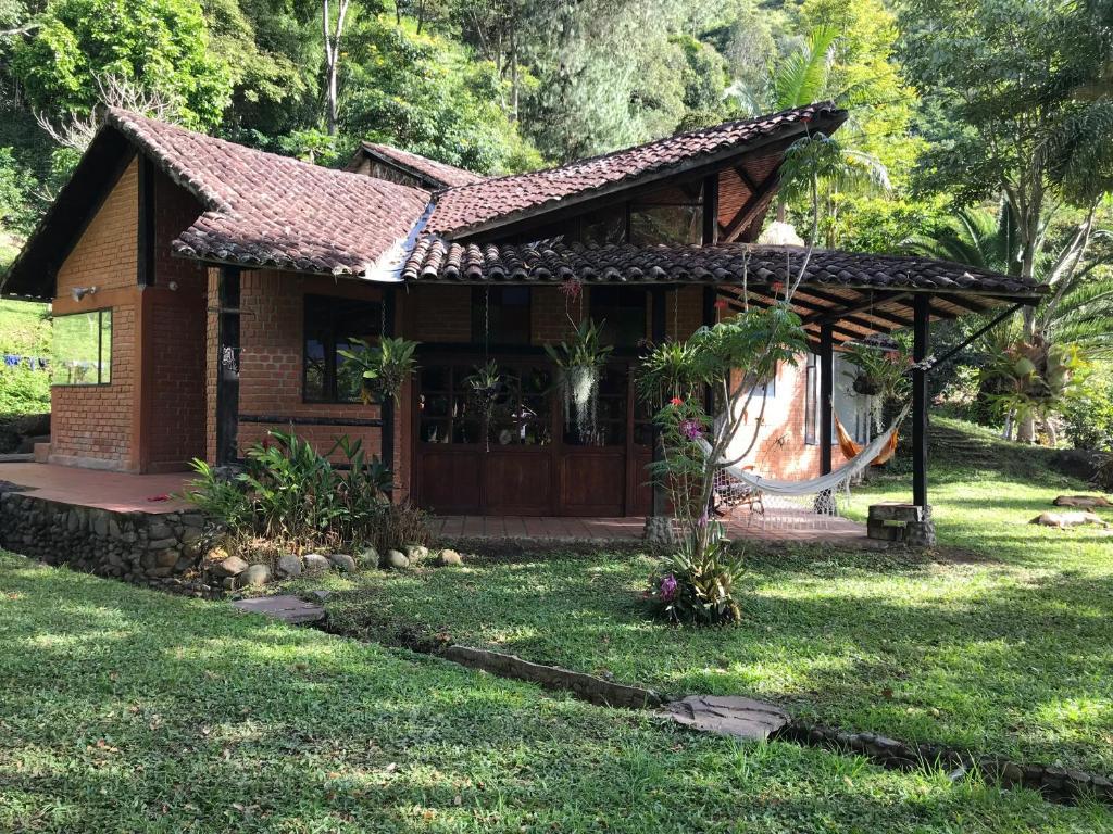 Casa de campo El Muro (Colombia Consacá) - Booking.com