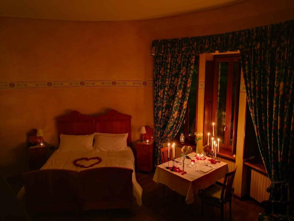 Cena Romantica A Letto al borducan romantic hotel - adults only, varese – prezzi