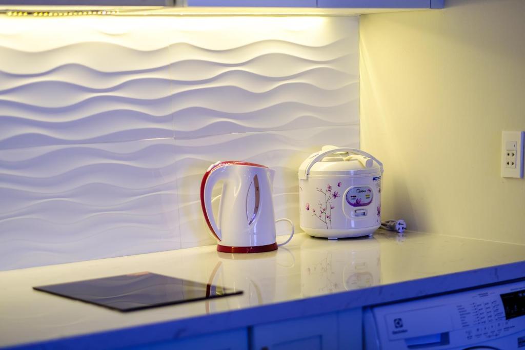 Căn hộ Deluxe 2 Phòng ngủ Nhìn ra Đại dương