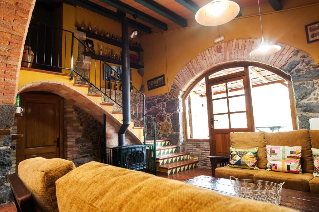 Casa de vacaciones Cal Nan (España Santa Maria de Besora ...