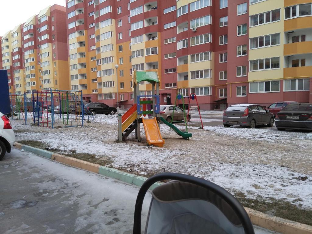 Детская игровая зона в Apartaments na Flotskoy