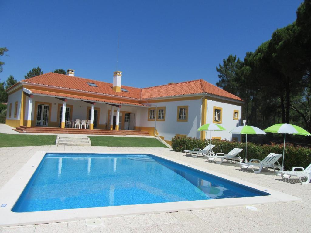 Private Villas In Portugal villa 52 with private pool, alcácer do sal, portugal