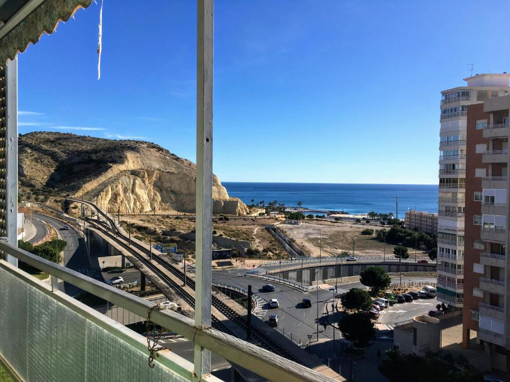 Apartment Sea And Castle Views, Alicante, Spain - Booking.com