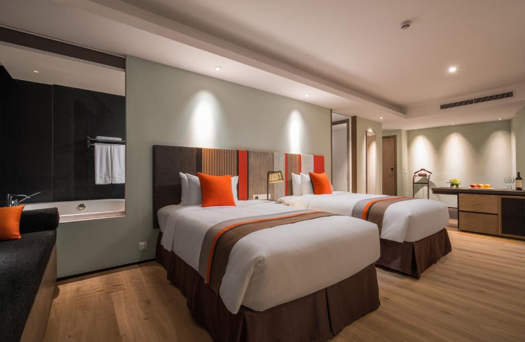 Phòng Premium Giường Đôi/2 Giường Đơn Nhìn Ra Thung Lũng