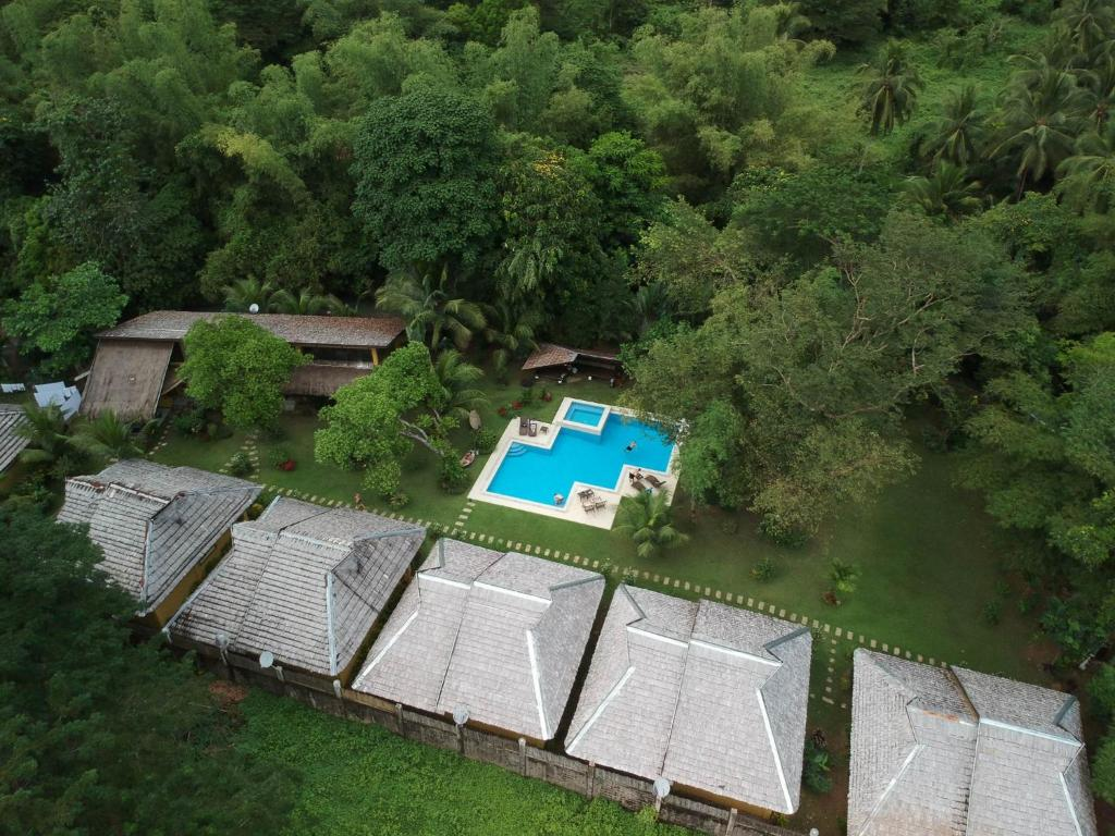 A bird's-eye view of La Natura Resort