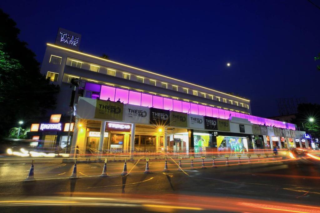 Hotel The Park Kolkata India Bookingcom