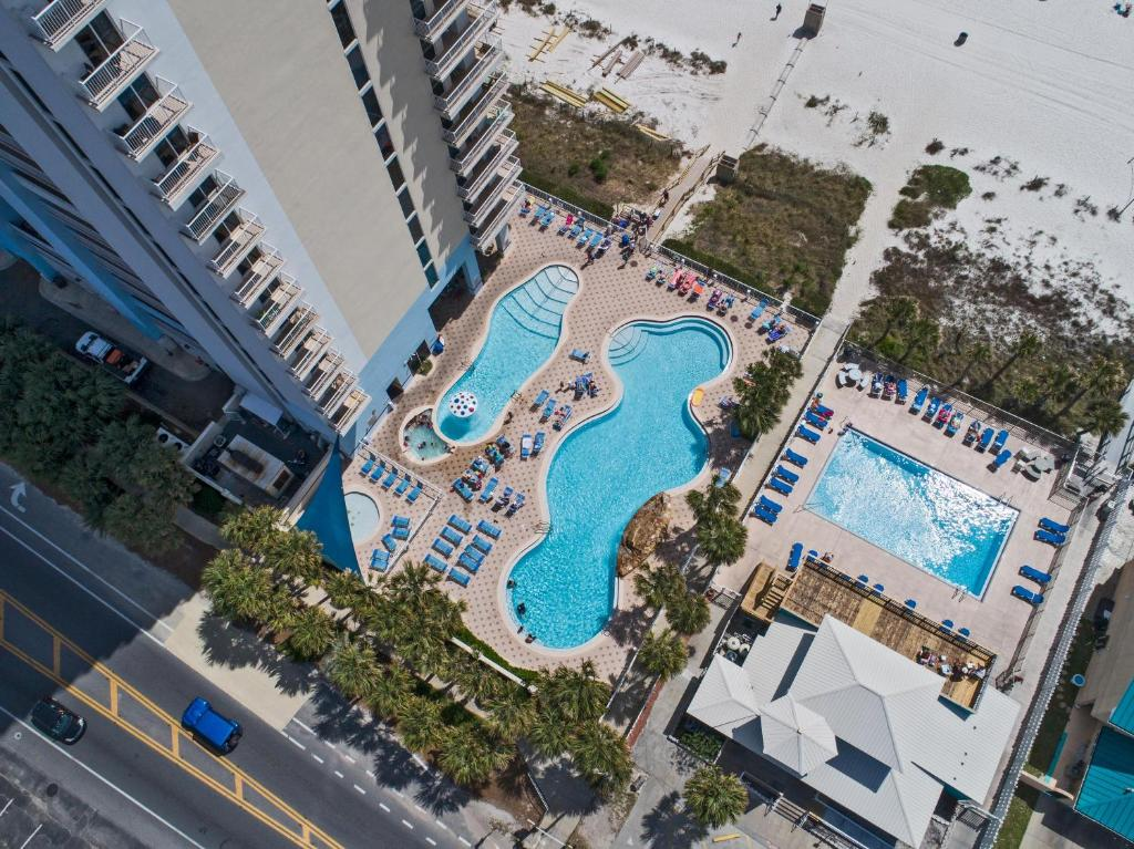 Majestic Beach Towers Resort Tower Panama City Fl