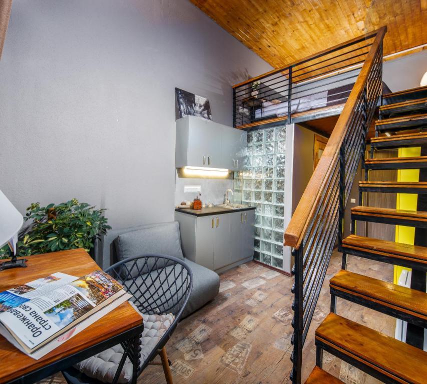 Mezzanine Hotel (Ukraine Odessa) - Booking.com