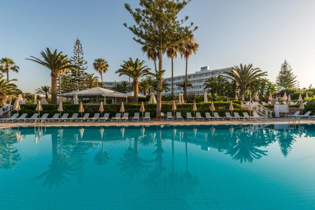 Nissi Beach Resort Ayia Napa Cyprus Booking Com