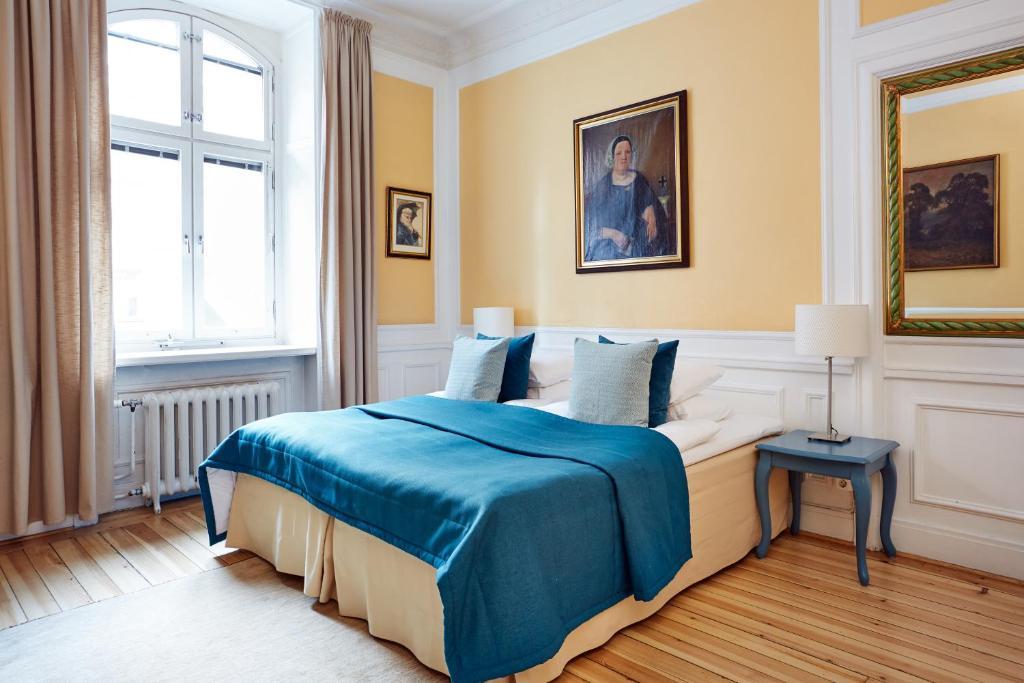 En eller flere senger på et rom på Hotel Hornsgatan