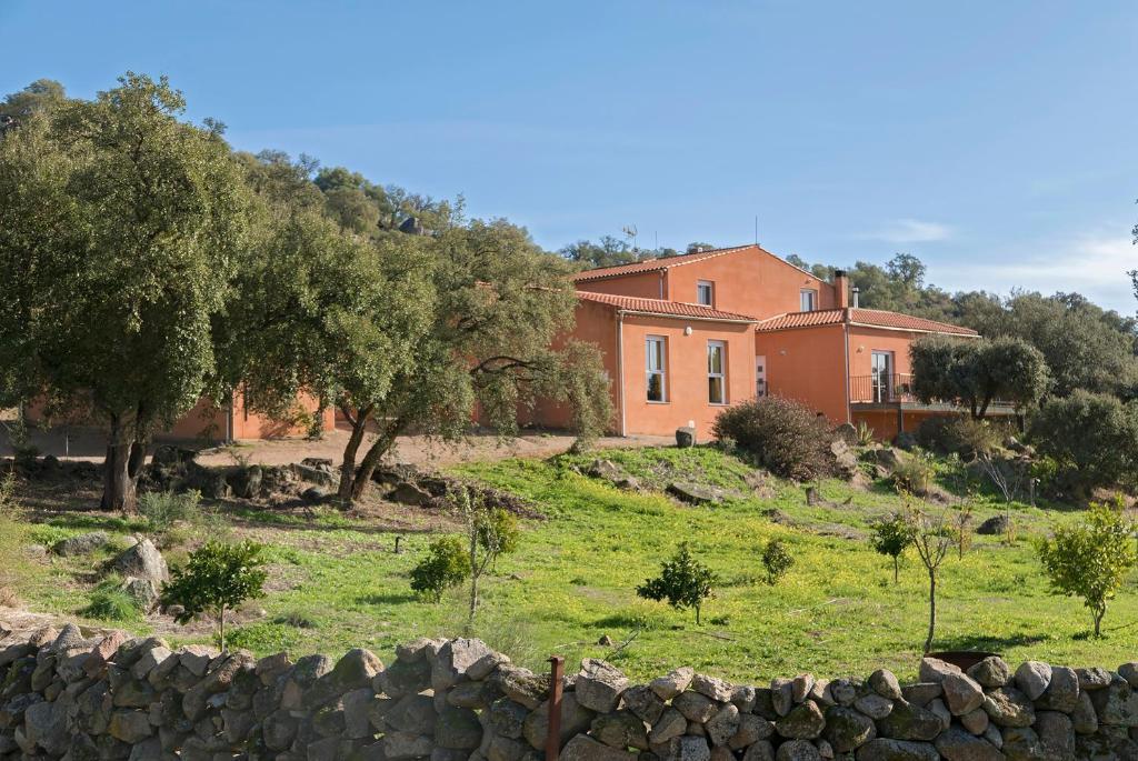 Casa de vacaciones Finca el Rabilargo (España Arroyomolinos ...
