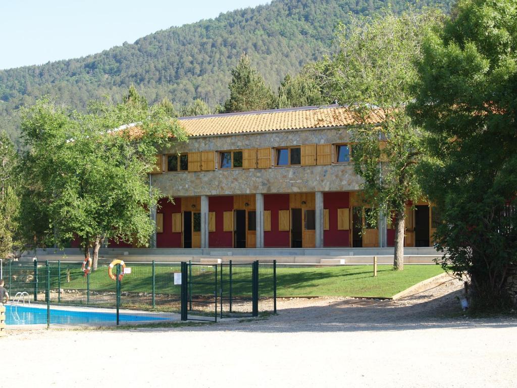 Alberg La Sala (España La Pobla de Lillet) - Booking.com