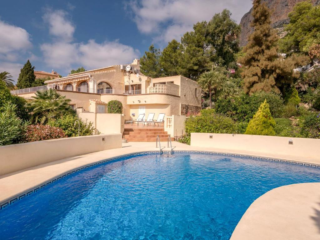 Stunning Villa in Javea Spain with Swimming Pool (Spanje ...