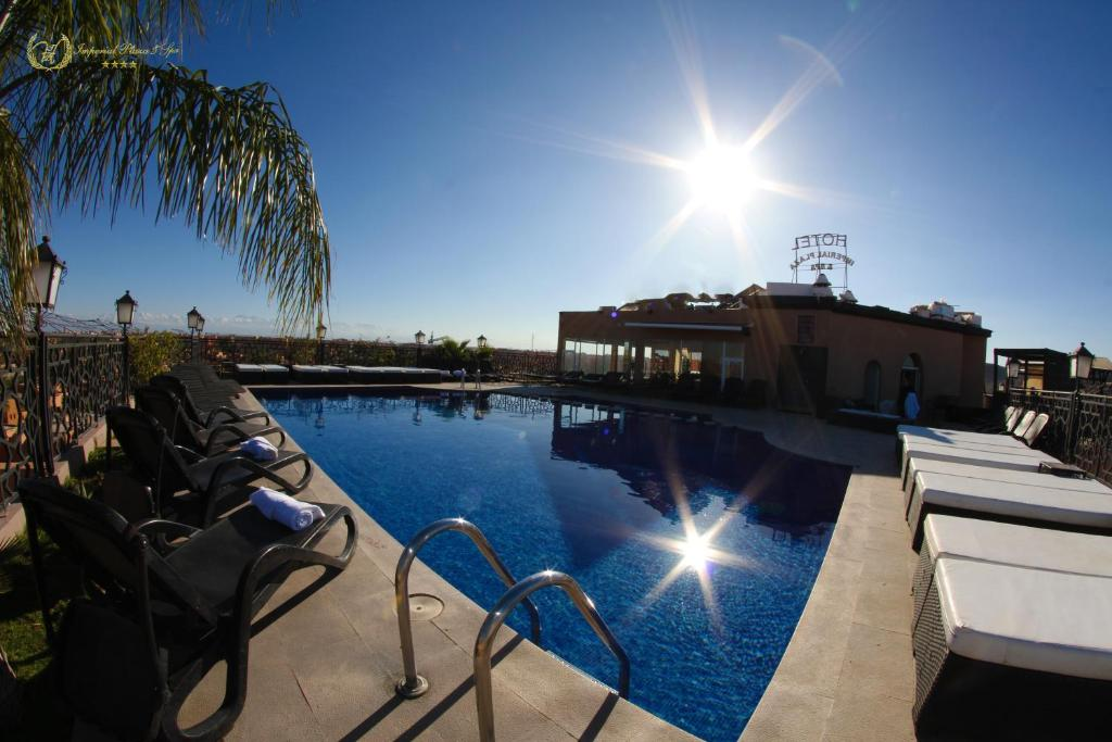 Hotel Imperial Plaza & Spa (Marruecos Marrakech) - Booking.com