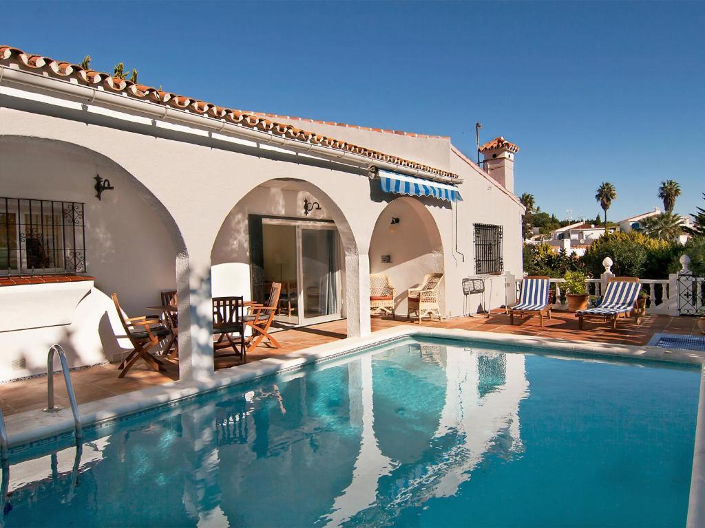 Villa Casa Caz Mijas Costa (España Fuengirola) - Booking.com