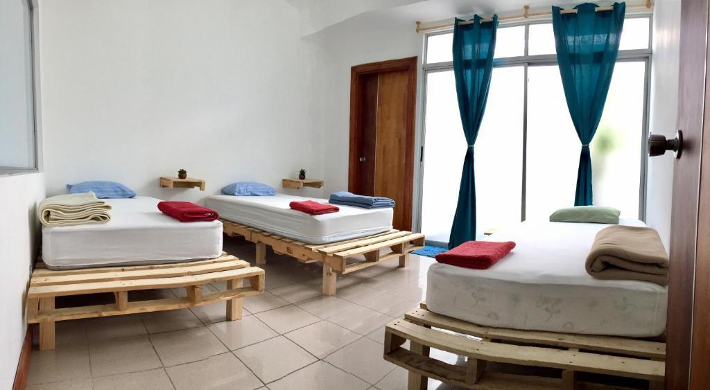 Cama o camas de una habitación en Garoly Dreams
