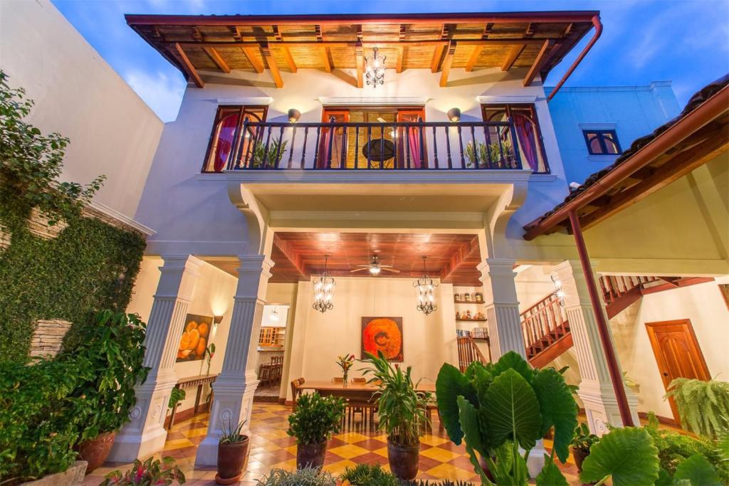 Villa Casa Blanca - Granada, Nicaragua (Nicaragua Granada ...