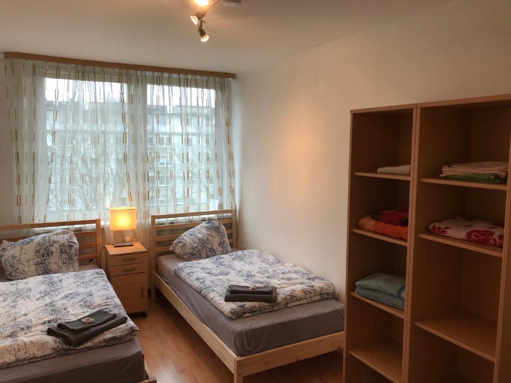 Apartment 3 Zimmer Wohnung Nahe Messe Dusseldorf Essen