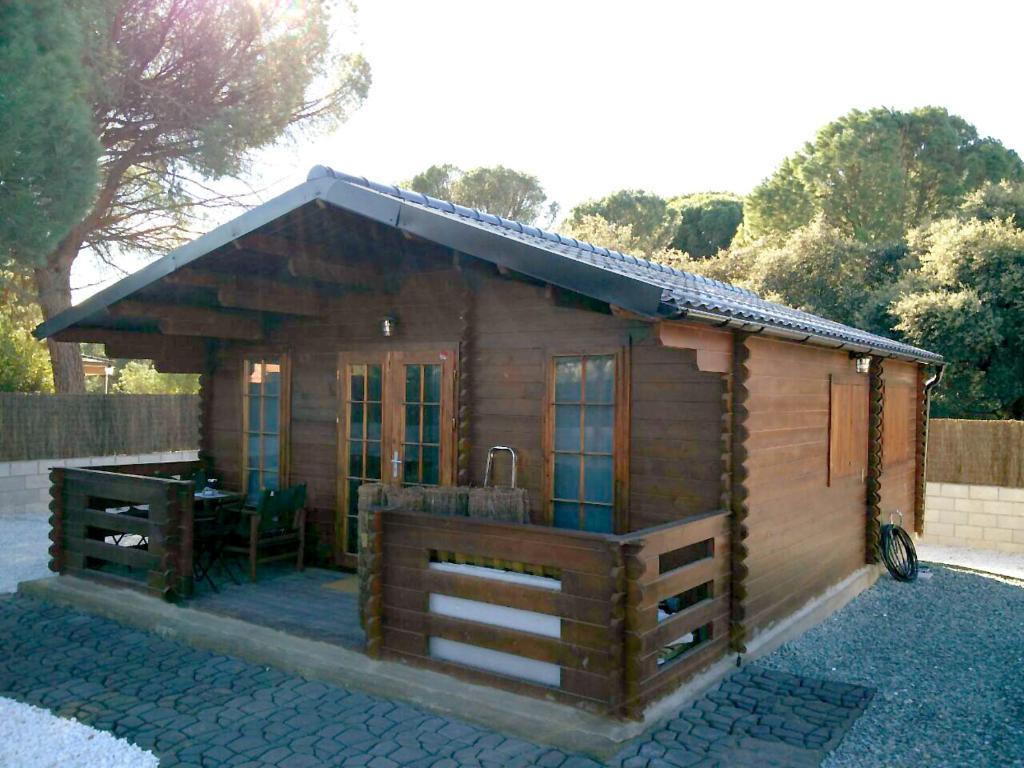 IberiaTM, La Cabaña del Bosque (España Escalona) - Booking.com