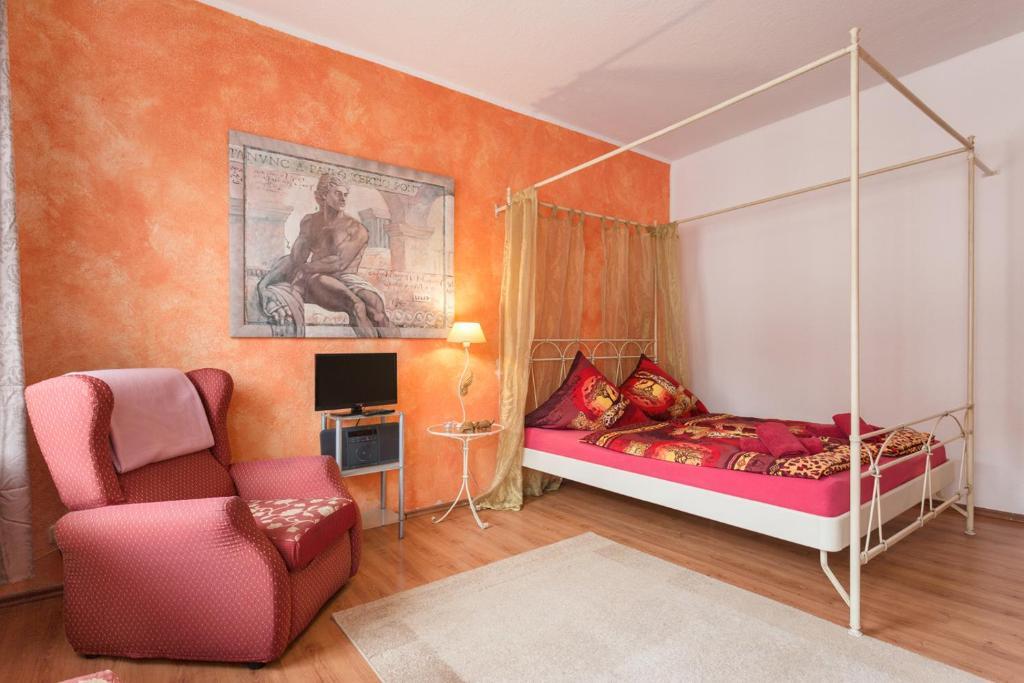 Apartment Fichtenstrasse 휴식 공간