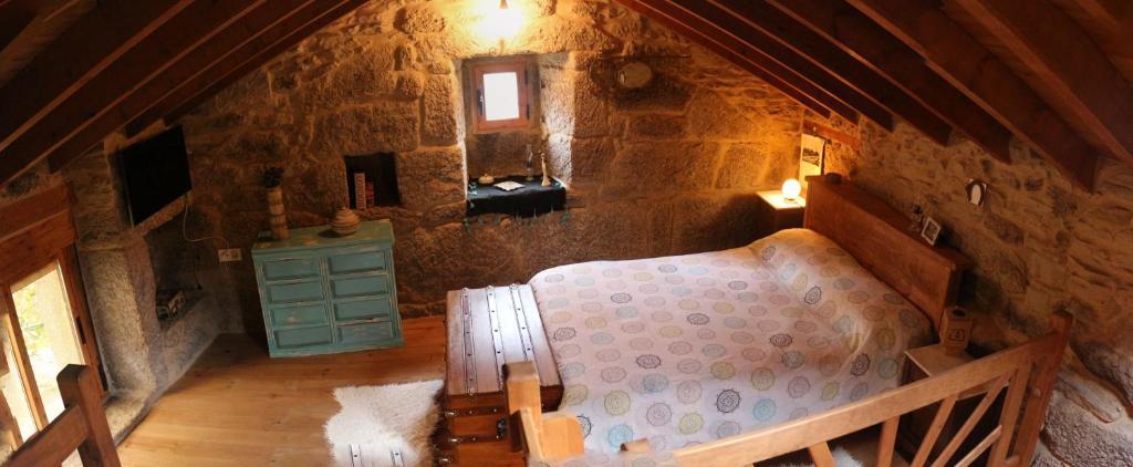 Casa de campo Bodega rural tipo loft (España Ourense ...