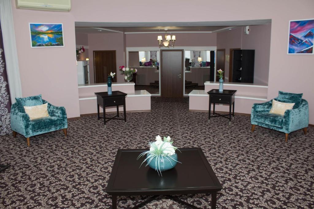Банкетный зал в отеле
