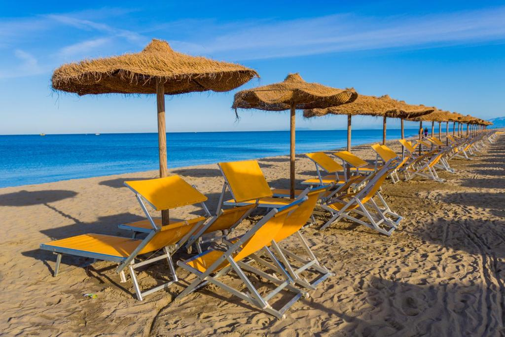 Spiaggia vicina o nei dintorni dell'hotel