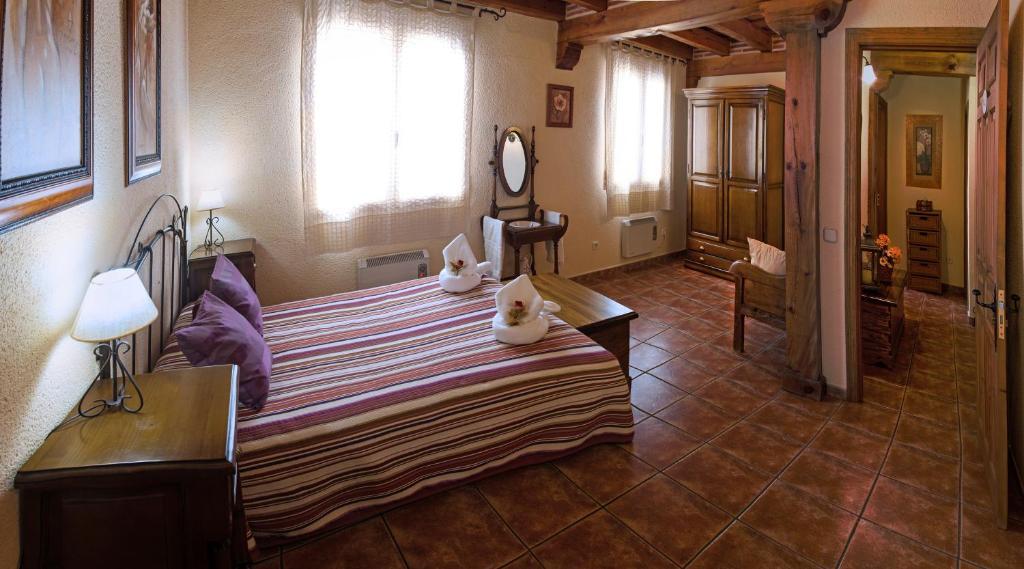 Casa de campo MAJADA DE SIGUERUELO (España Sigueruelo ...