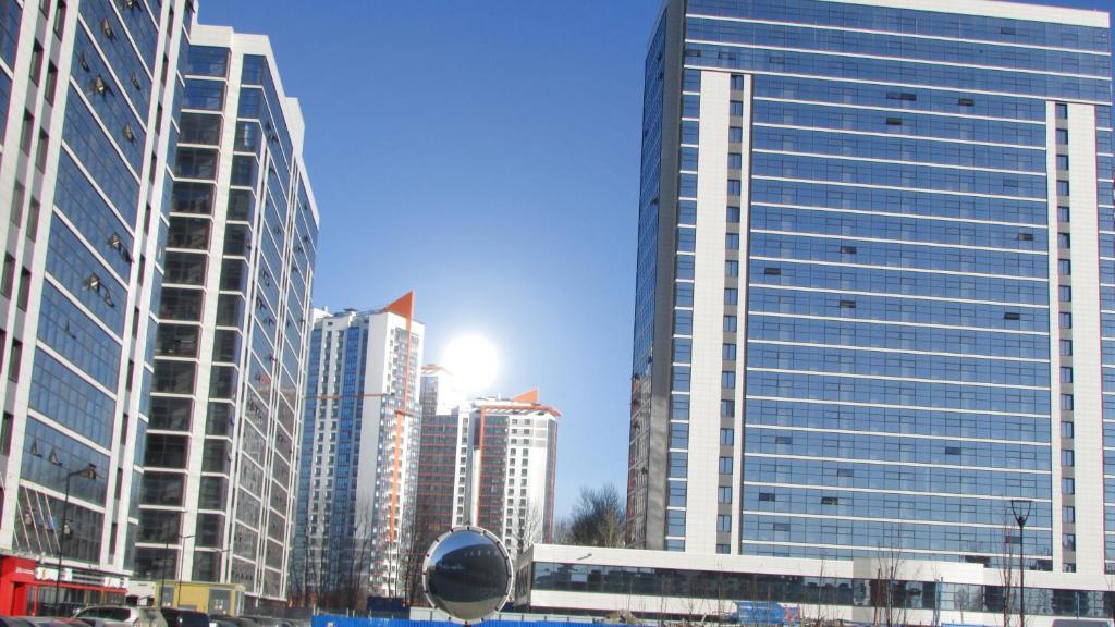 Район апарт-отеля или близлежащий район