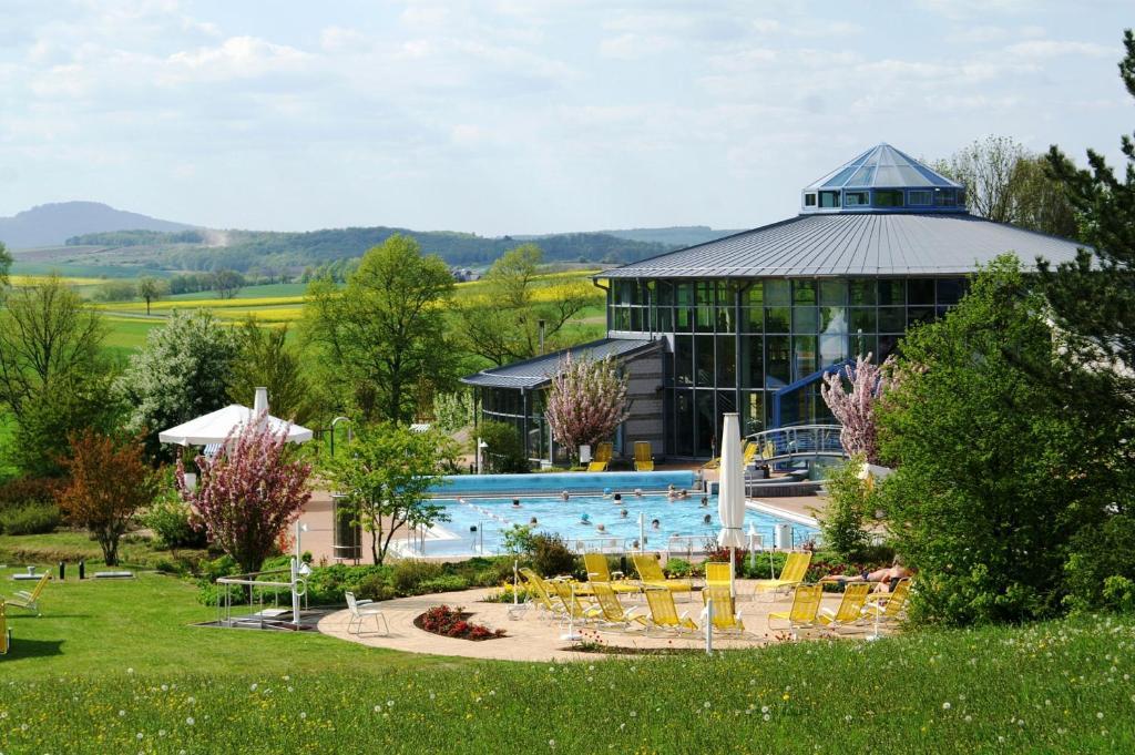 Aktivhotel Altmuhlaue Bad Rodach Germany Booking Com