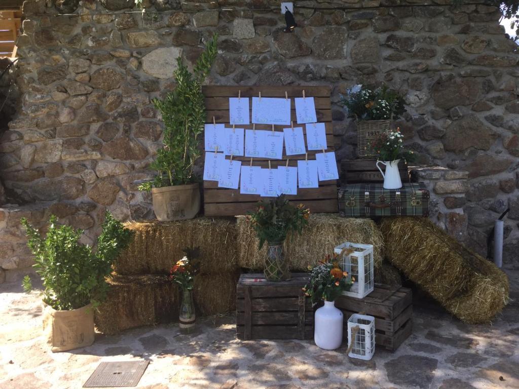 Casa de campo La Badila (España Garganta de los Montes ...