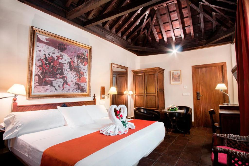 Hotel Casa Palacio Pilar del Toro (España Granada) - Booking.com