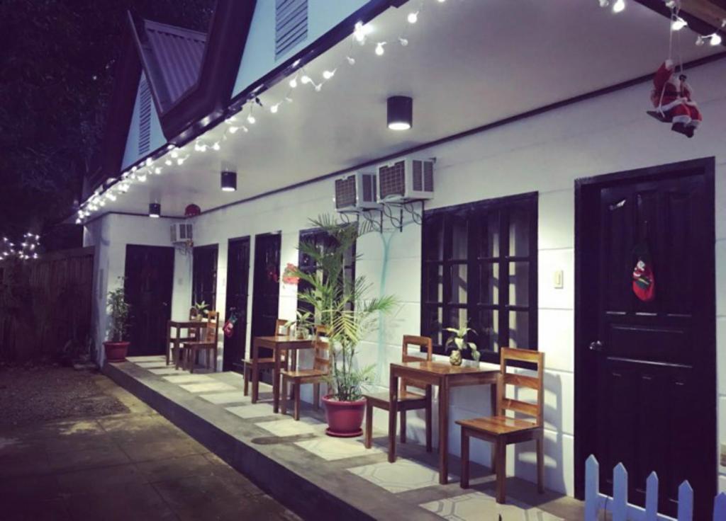 Ресторан / где поесть в Teresita Pension