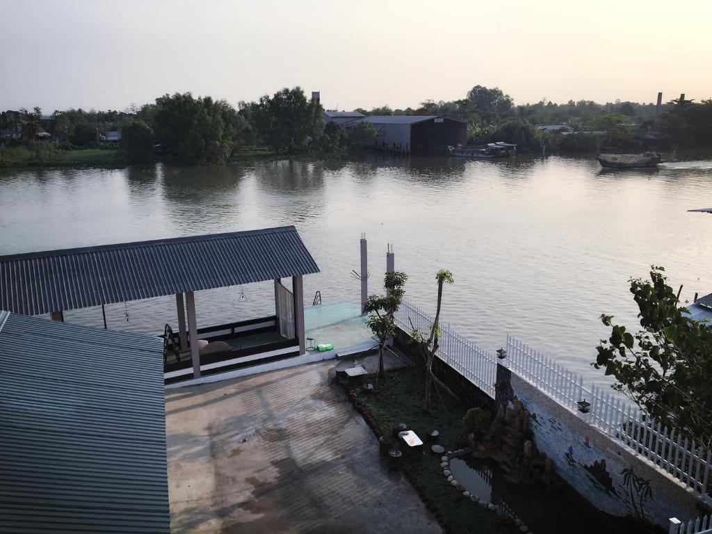 Phòng Giường Đôi Nhìn ra Hồ