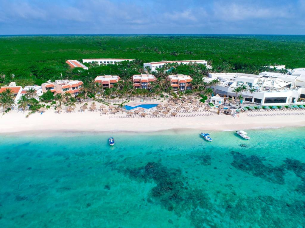 A bird's-eye view of Grand Oasis Tulum - All Inclusive