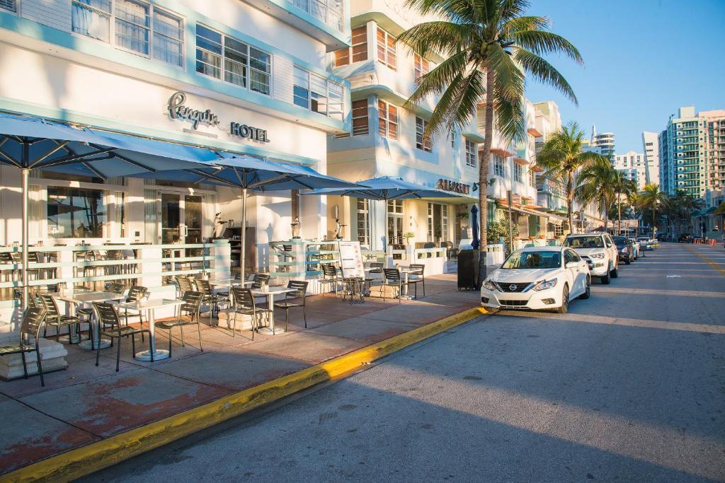 Penguin Hotel Miami Beach Fl