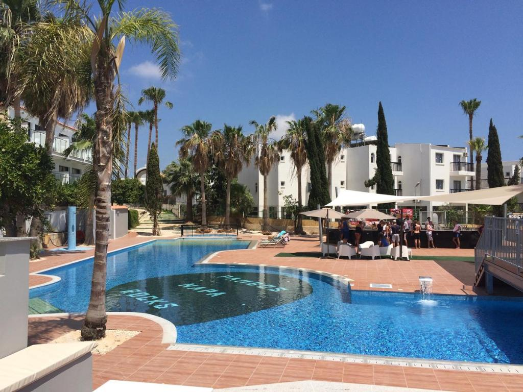 The swimming pool at or close to Pambos Napa Rocks - Adults Only