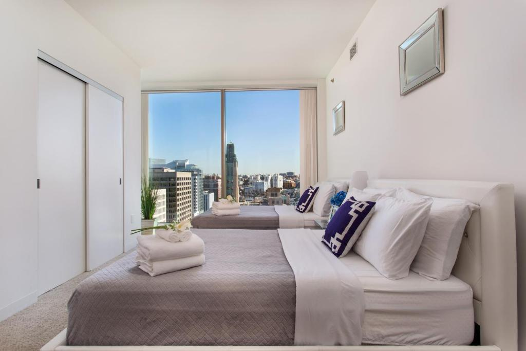 Apartment City View Penthouse Los Angeles Ca Booking Com