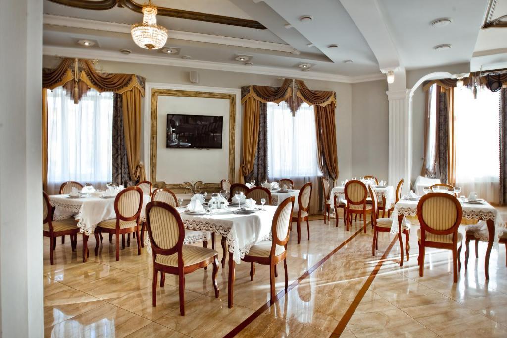 Ресторан / где поесть в Гостиница Сайран