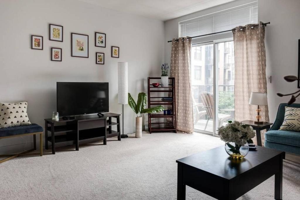 Ferienwohnung Third Ward One Bedroom with Patio (USA ...