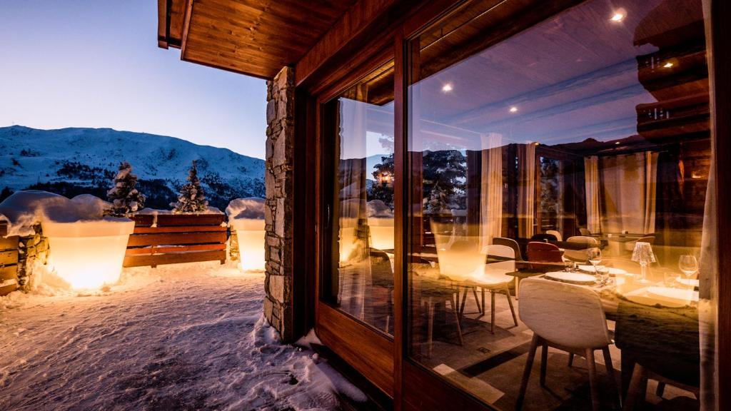 Hotel Spa Merilys Meribel France Booking Com