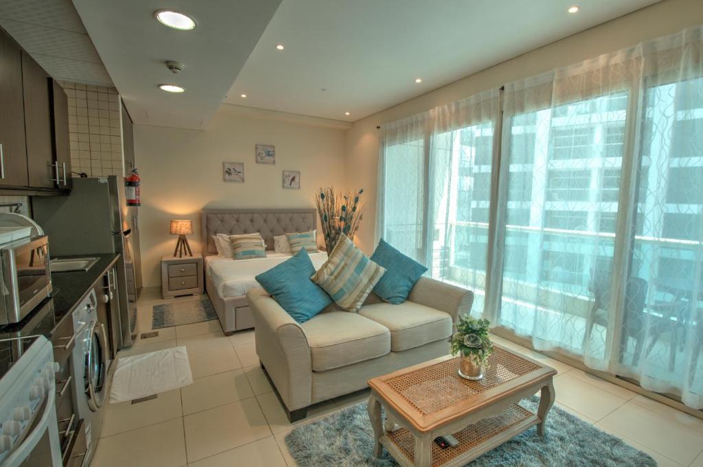 Studio Apartment, Dubai, UAE - Booking.com