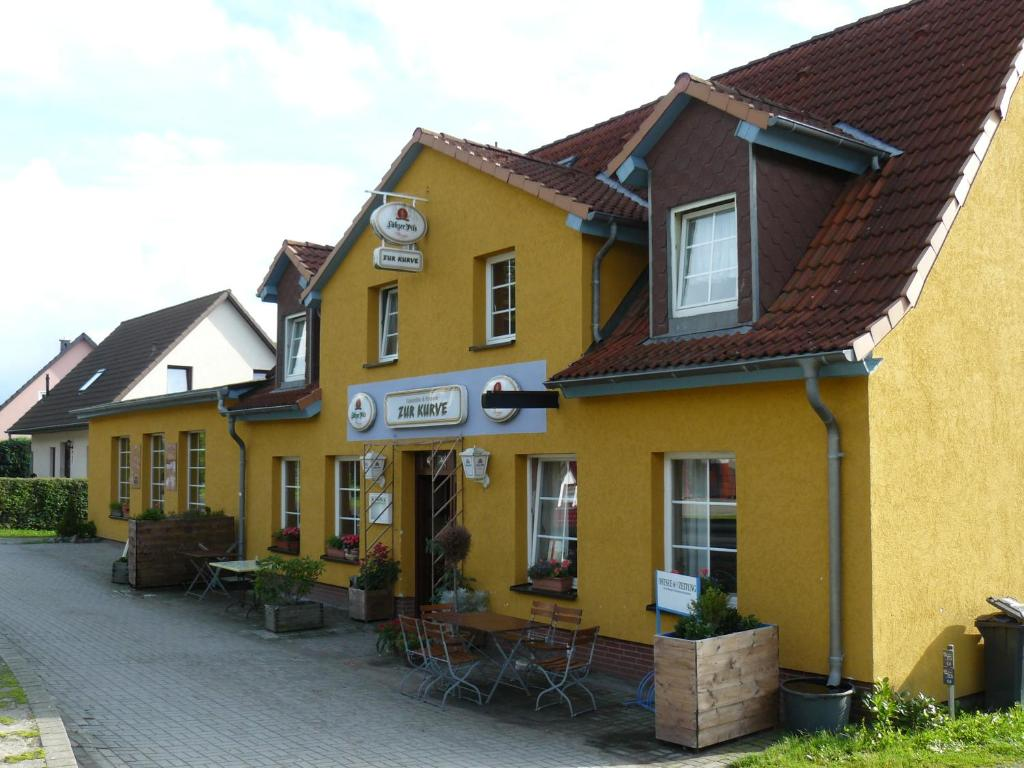 Pension Bei Stralsund Prohn Germany Booking Com