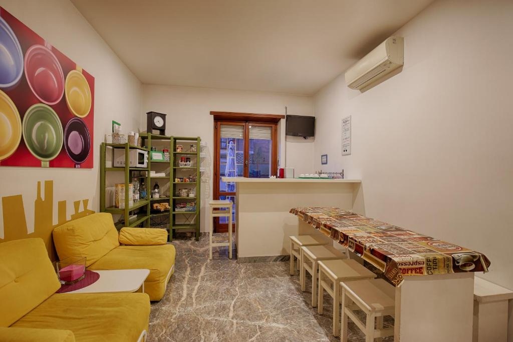 A seating area at Pascià Room & Breakfast