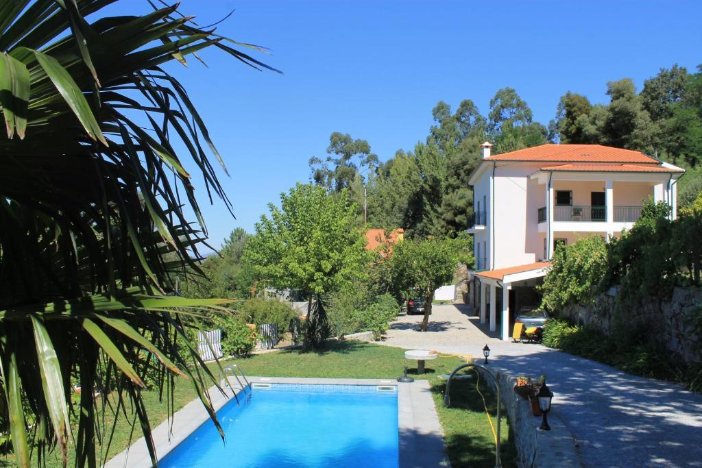 Casa de campo Quinta do Bacelo (Portugal Braga) - Booking.com