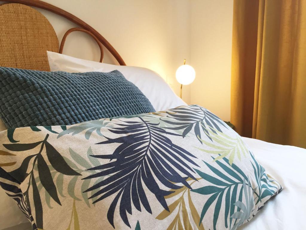 Un ou plusieurs lits dans un hébergement de l'établissement Maison Fournier