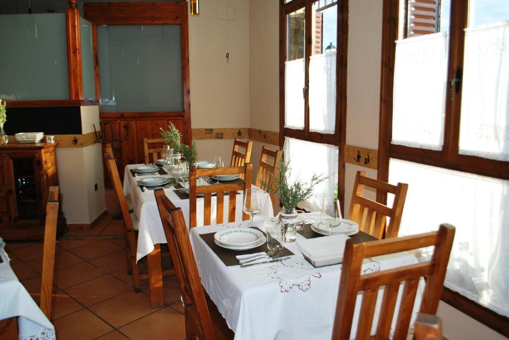 Casa de campo Posada La Fragua (España Gandullas) - Booking.com